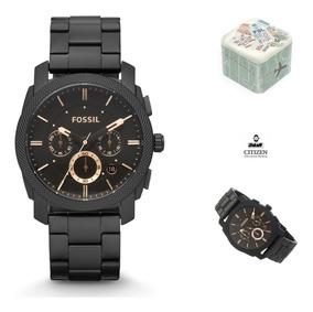 Reloj Fossil Fs4682 Quartz Hombre Quartz *watchsalas*