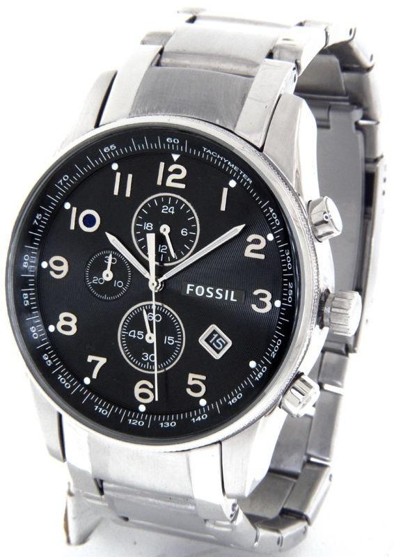 2619c618a190 Reloj Fossil Fs4759 Cronografo