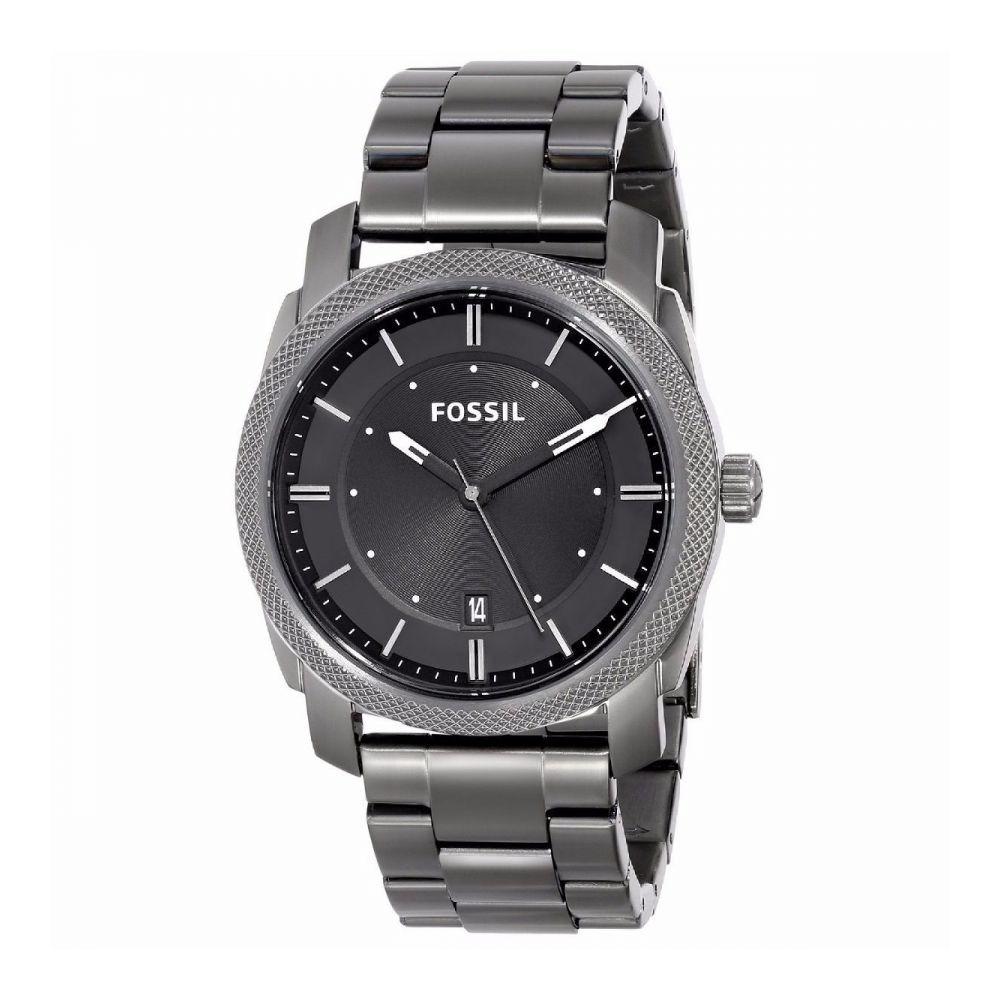e65713adfdb5 Reloj Fossil Fs4774 Acero Gris Hombre -   339.900 en Mercado Libre
