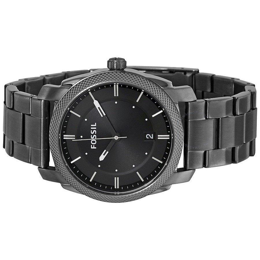 feb6e50743b0 reloj fossil fs4774 acero gris machine p caballero original. Cargando zoom.