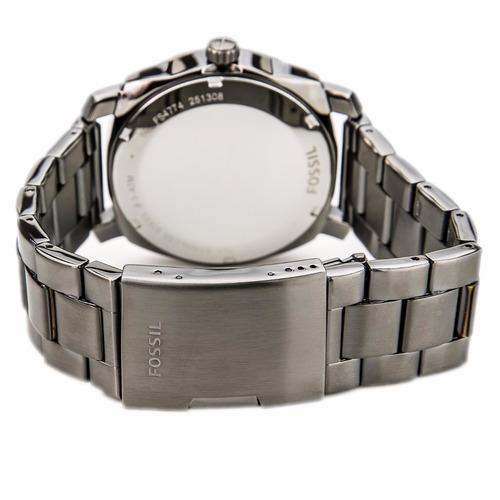 reloj fossil fs4774 original con garantía entrega inmediata