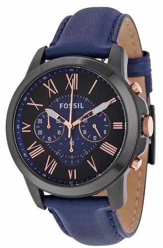 reloj fossil fs5061 original - garantía - entrega inmediata