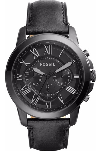 reloj fossil fs5132 cuero original japones