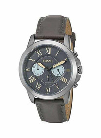 b301370b36da Reloj Fossil Correa De Cuero - Relojes en Mercado Libre México