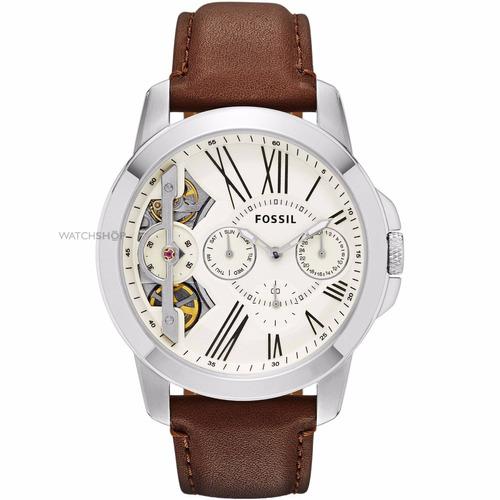 reloj fossil grand twist me1144 original hombre