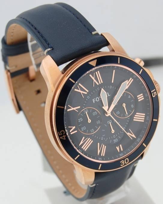 8acb5336a650 Reloj Fossil Grant Fs5237 En Stock Original Con Garantía - S  449