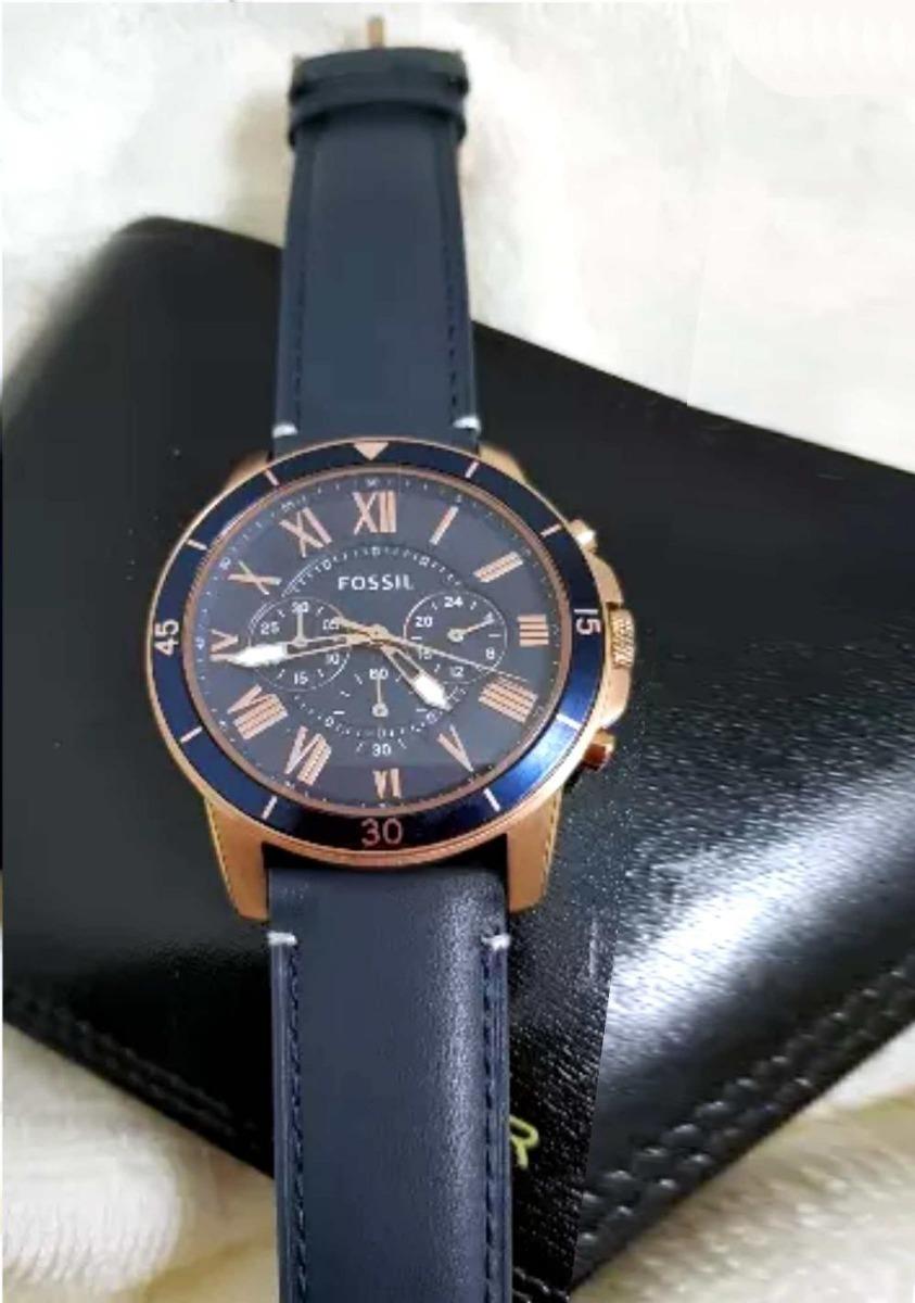 76d3414c0ded reloj fossil grant fs5237 en stock original con garantía. Cargando zoom.
