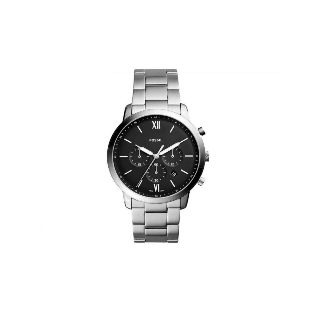5fcf8e20d021 Reloj Fossil Fs5384 Acero Plateado Hombre -   339.900 en Mercado Libre