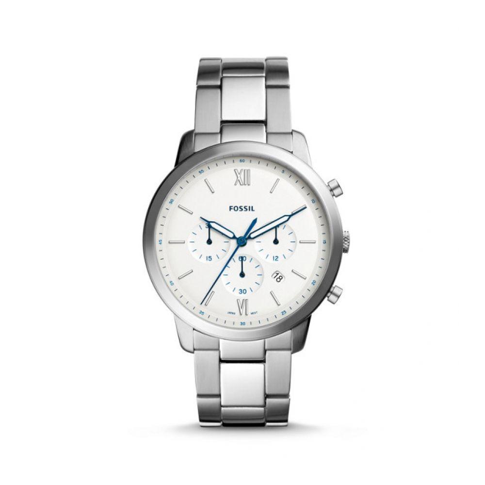 671e2bf64ab6 Reloj Fossil Fs5433 Acero Inoxidable Plateado Hombre -   339.900 en ...