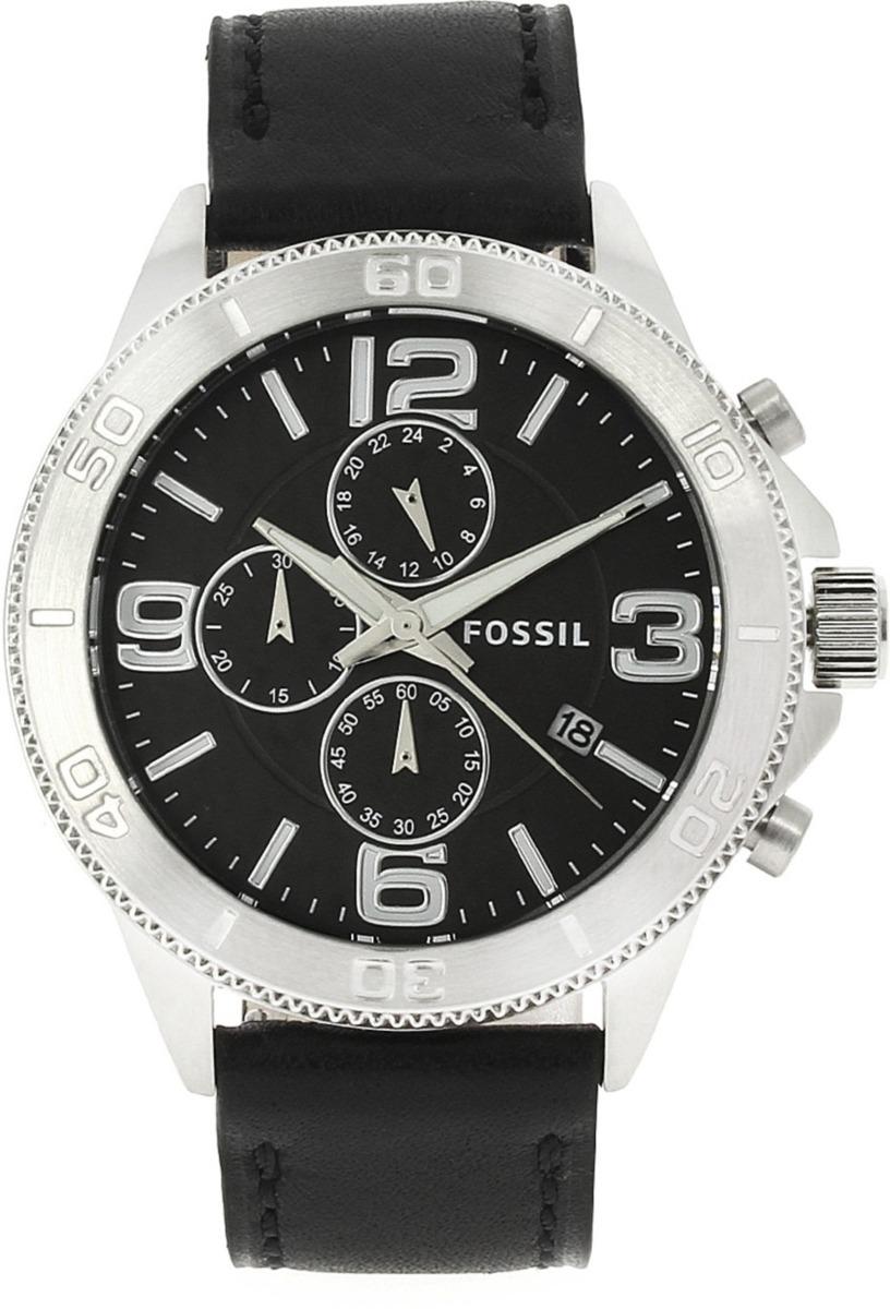 7490c3588635 reloj fossil hombre plateado