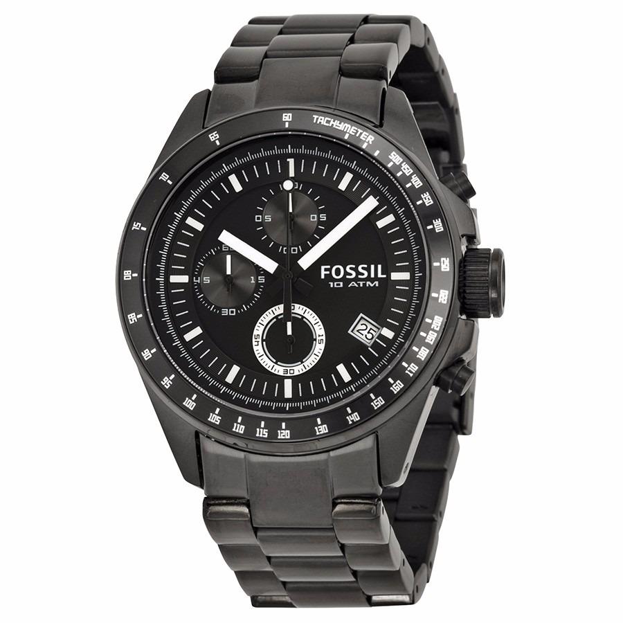395b8721c0d4 reloj fossil hombre ch2601 moda- negro. Cargando zoom.