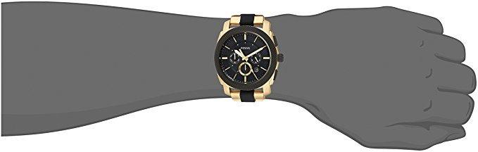5626c2014cf9 Reloj Fossil Hombre Es5261 Color Oro Y Negro -   6.200
