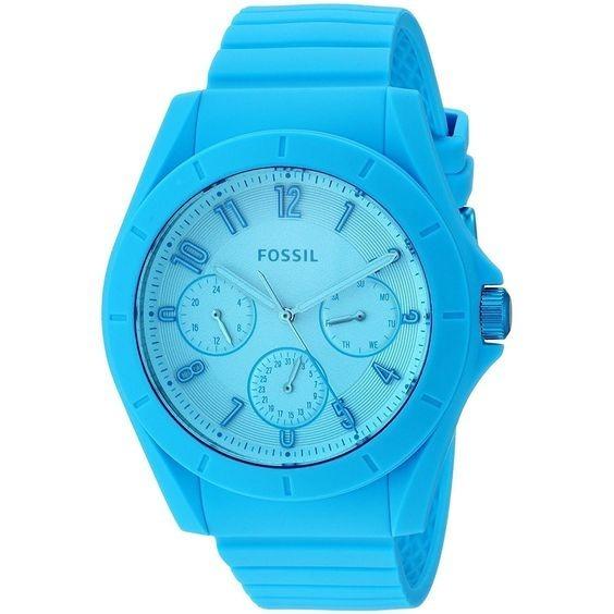 ea5e9c8469cd Reloj Fossil Hombre Es5287 Color Celeste Poptastic. -   5.028