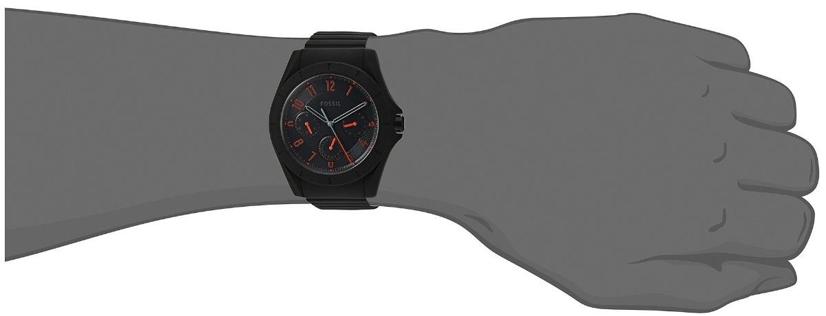 4c5cf4927351 reloj fossil hombre es5288 color negro. Cargando zoom.