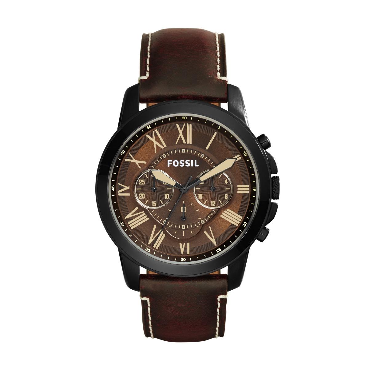 0ed53f60b9f5 reloj fossil hombre fs5088 agente oficial envio gratis. Cargando zoom.