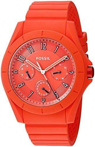 926b90322857 Reloj Fossil Hombre Fs5217 Color Naranja Poptastic 6 Cuotas ...