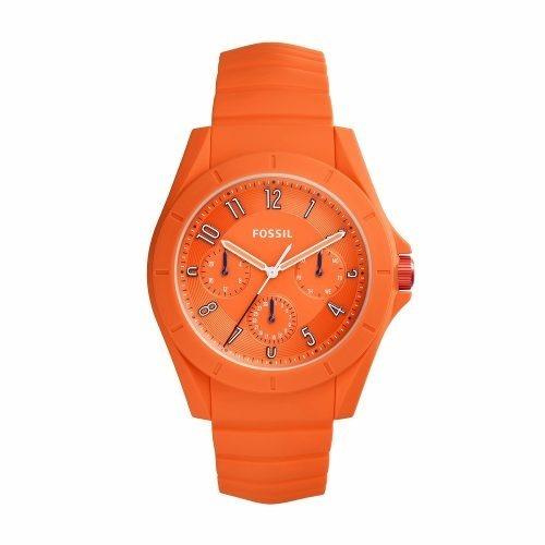 af0b36787184 Reloj Fossil Hombre Fs5217 Color Naranja Poptastic -   5.970