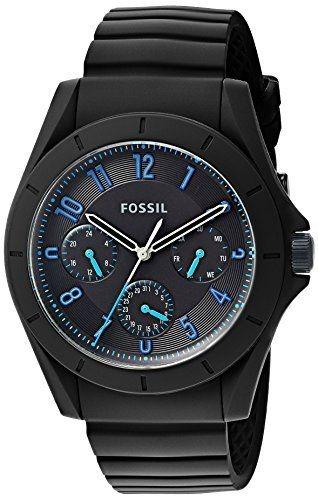0990b9ec3c19 Reloj Fossil Hombre Fs5222 Color Negro Poptastic -   5.970
