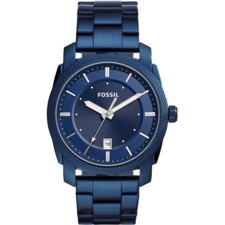 5a4ff919329f Reloj Fossil Hombre Fs5231 Acero Azul Original Envío Gratis ...