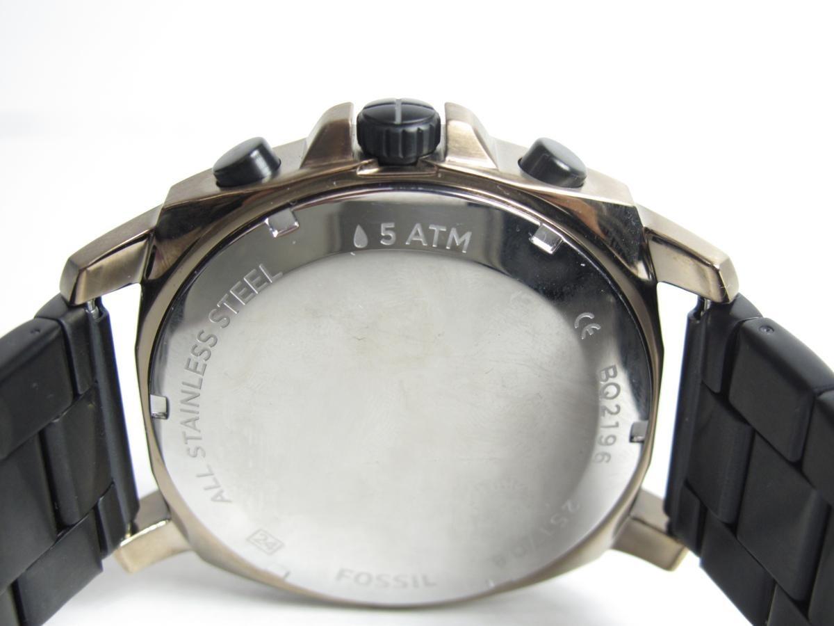 Reloj Fossil Hombre Modelo Bq2196
