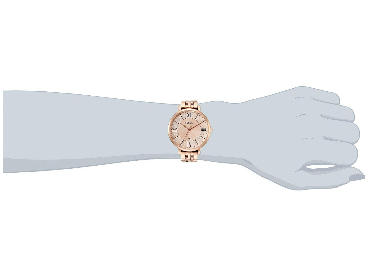 9e2530b281b6 reloj fossil jacqueline es3435 acero oro rosa para dama. Cargando zoom.