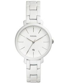 9d26094168c4 Reloj Mujer Fosil Blanco Perla - Joyas y Relojes en Mercado Libre México