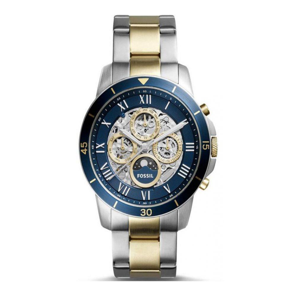 65152b4ef150 Reloj Fossil Me3141 Acero Plateado dorado Hombre -   639.900 en ...