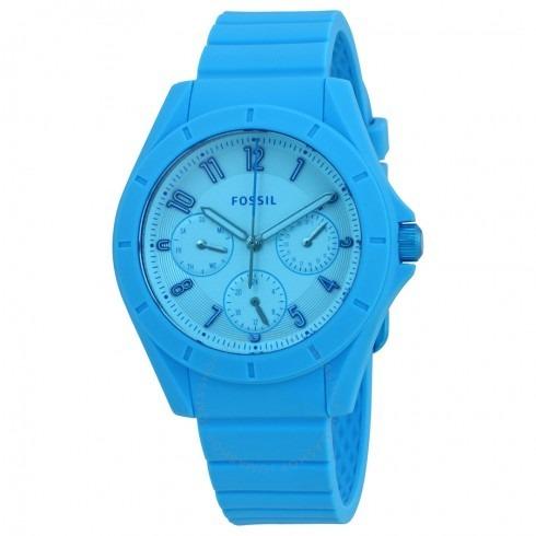c8f2a2350667 Reloj Fossil Mujer Es4189 Color Azul -   5.028