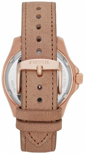 10c573164ef3 Reloj Fossil Mujer Am4532 Tienda Oficial Envio Gratis!! -   7.665