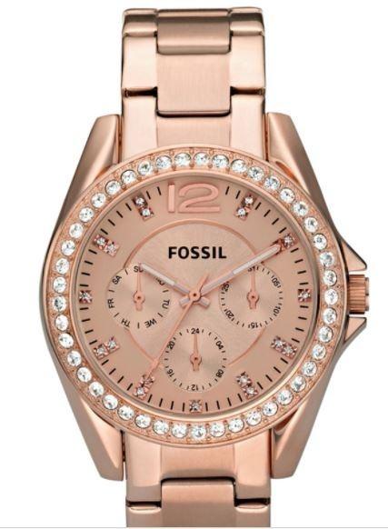 2b5ed062c46a Reloj Fossil Mujer Es2811 - Oro Rosa Envio Inmediato -   319.000 en ...