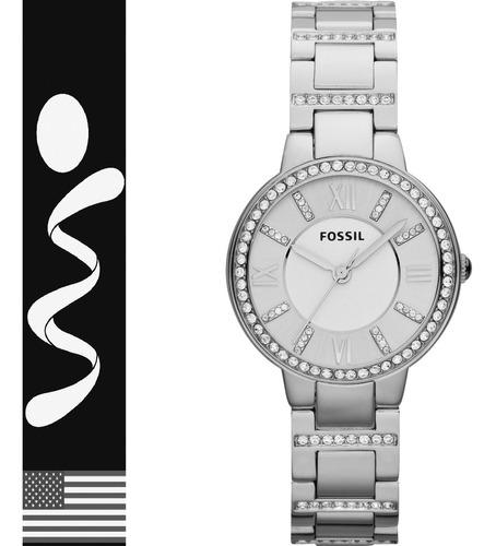 reloj fossil mujer es3282 - metalico - 100% original en caja