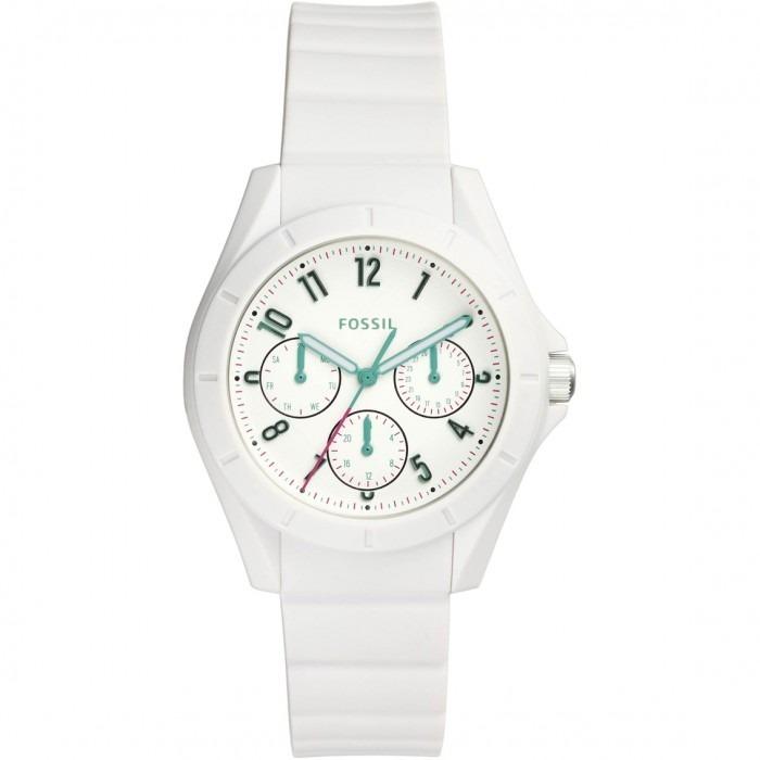 dcc1b245781f Reloj Fossil Mujer Es4064 Color Blanco Poptastic -   5.970