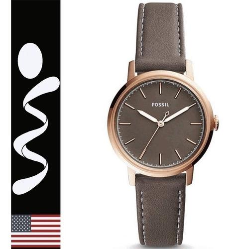 reloj fossil mujer es4339 - cuero - 100% original en caja