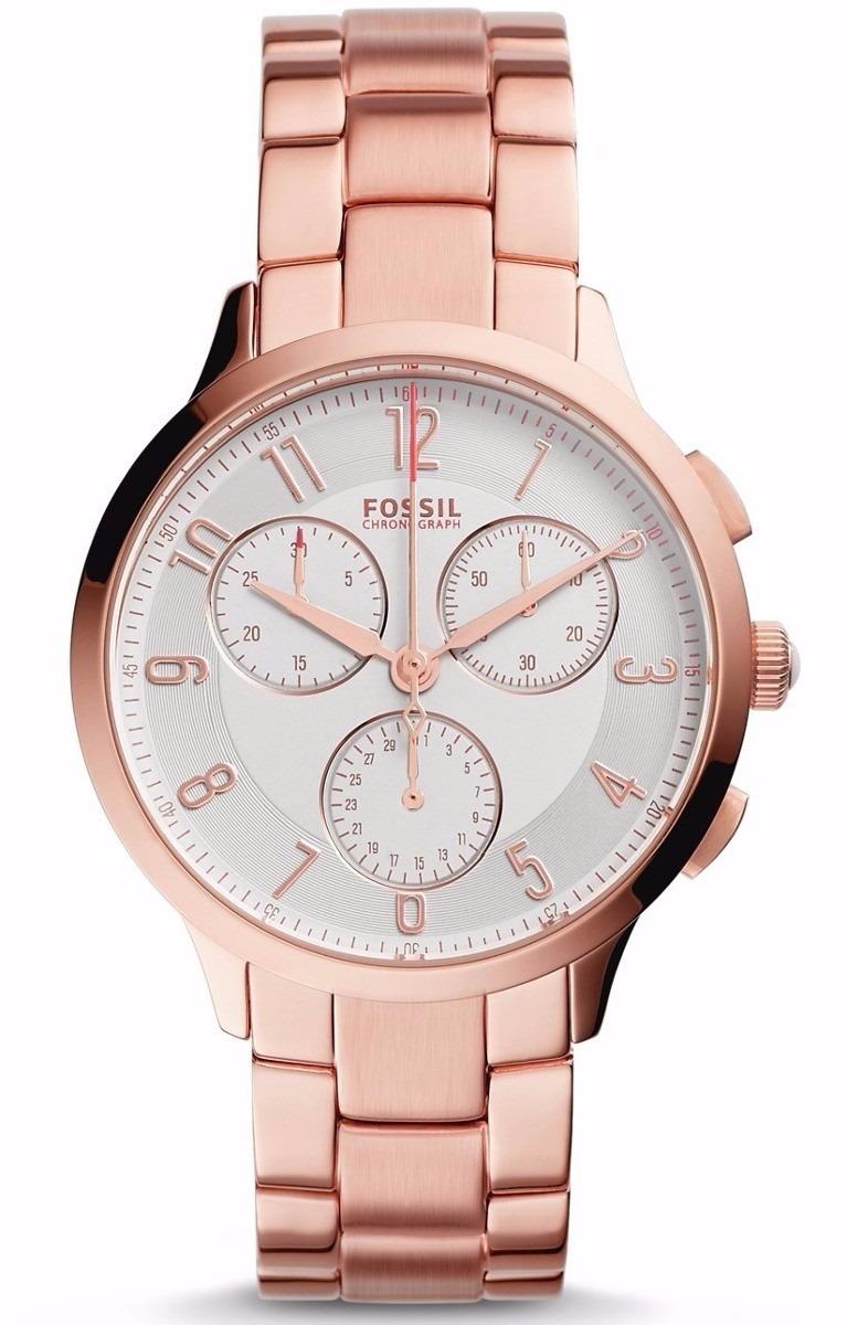 8a29e8ae604b reloj fossil mujer tienda oficial ch3018. Cargando zoom.