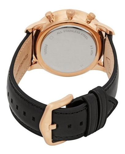 reloj fossil neutra fs5381 en stock original nuevo en caja