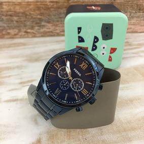 e3f81778d9c8 Fossil Pulso Azul - Relojes en Mercado Libre Colombia