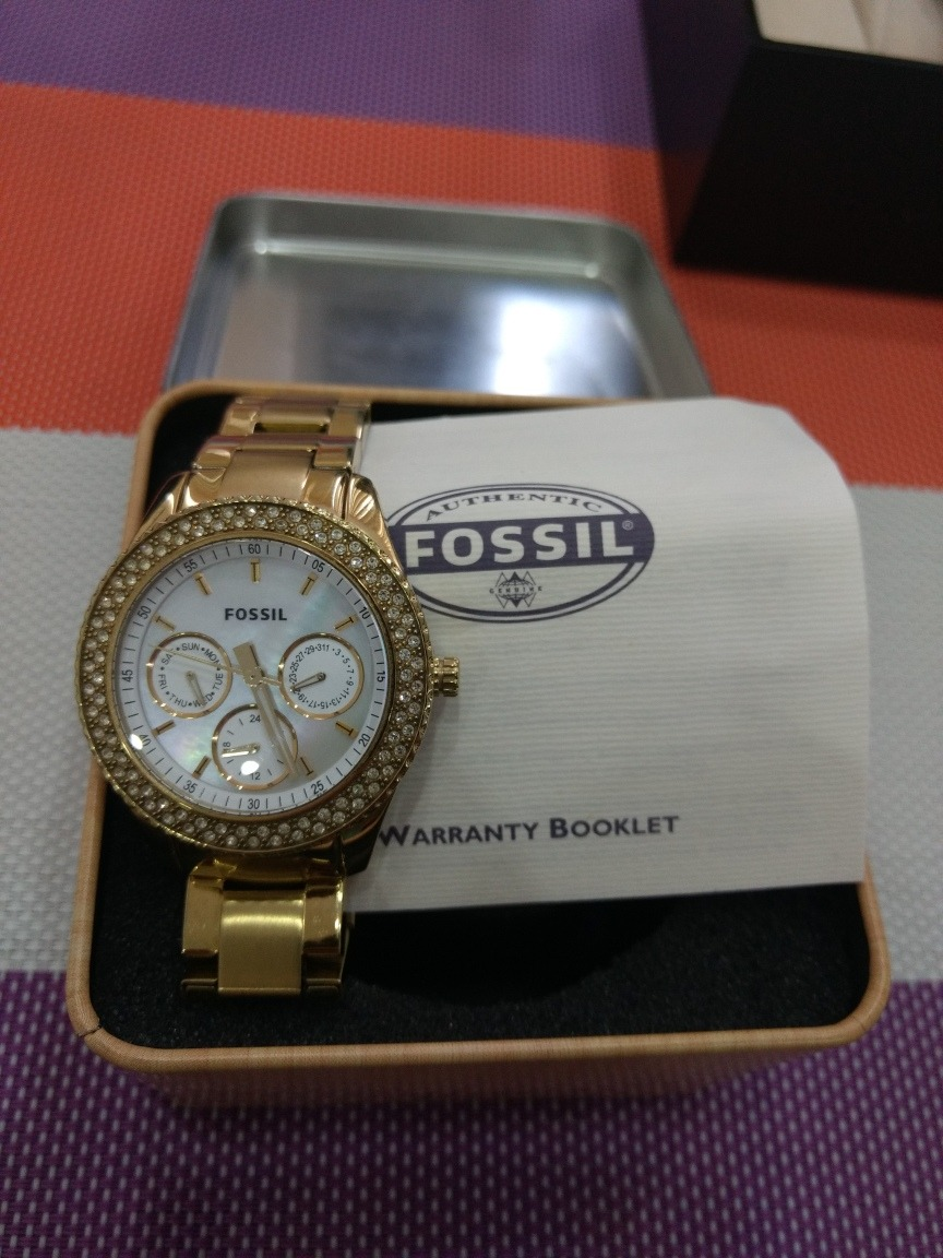 dd23a635d038 reloj fossil original como nuevo. Cargando zoom.