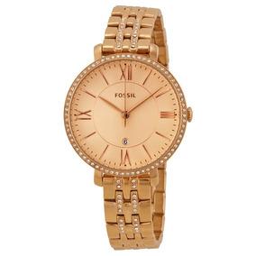b6155d125e04 Reloj Fossil Para Dama Modelo Es2683 Rgl - Reloj Fossil en Mercado Libre  México