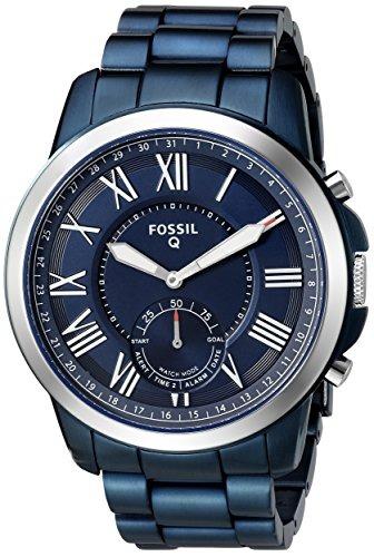 40c55c762d11 Reloj Fossil Para Hombre Ftw1140 Híbrido Color Azul Marino ...
