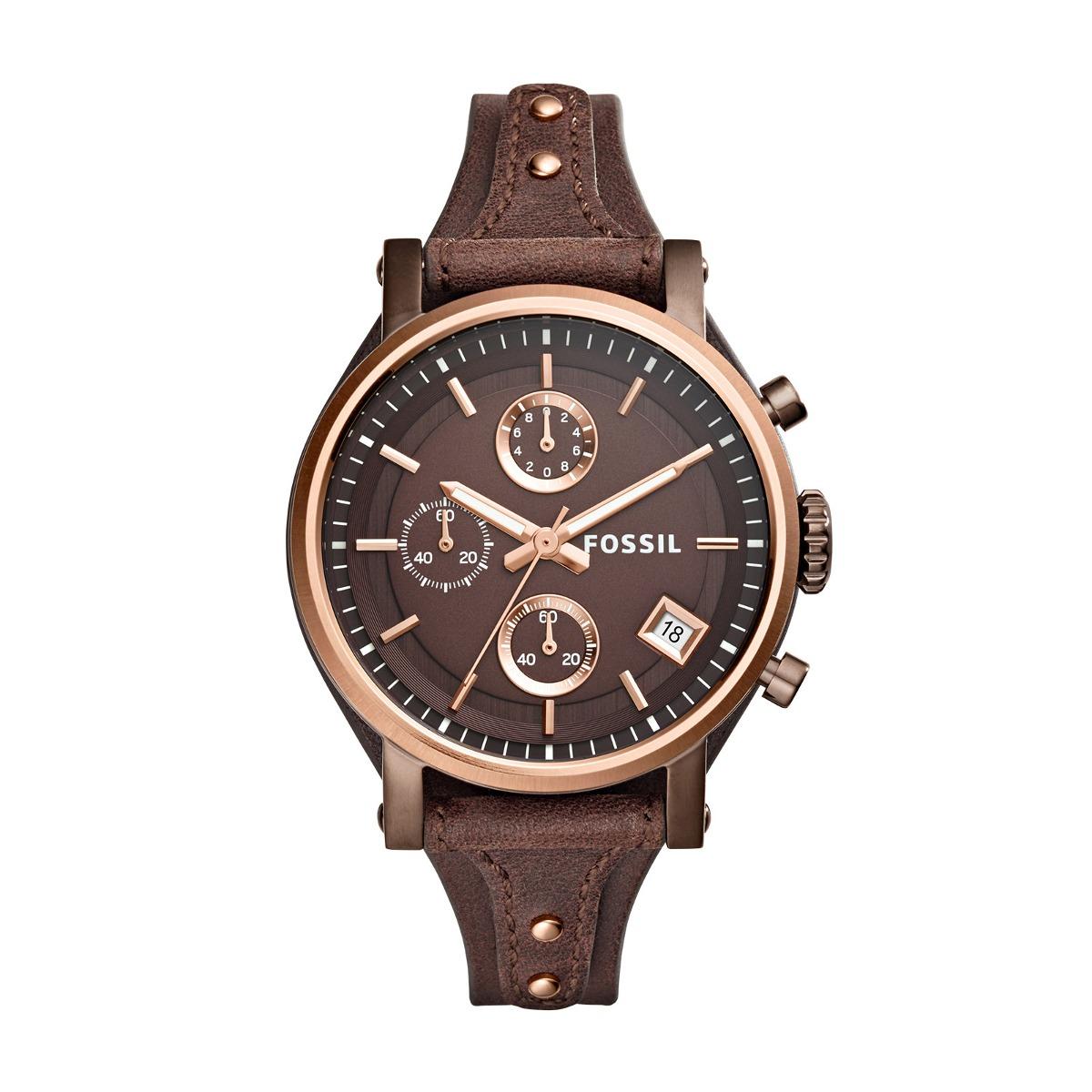 ba42b63c52e3 Reloj Fossil Para Mujer - Boyfriend Es4286 -   645.000 en Mercado Libre