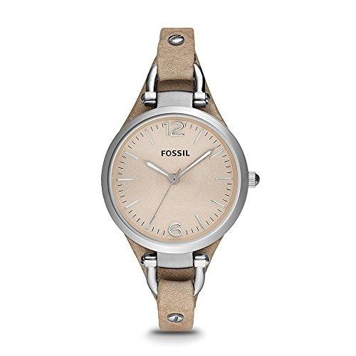 64065e0d5032 Reloj Fossil Para Mujer Es2830 Color Beige