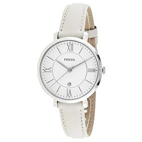 1c2a60fee3a6 Reloj Fossil Correa De Cuero - Relojes en Mercado Libre México