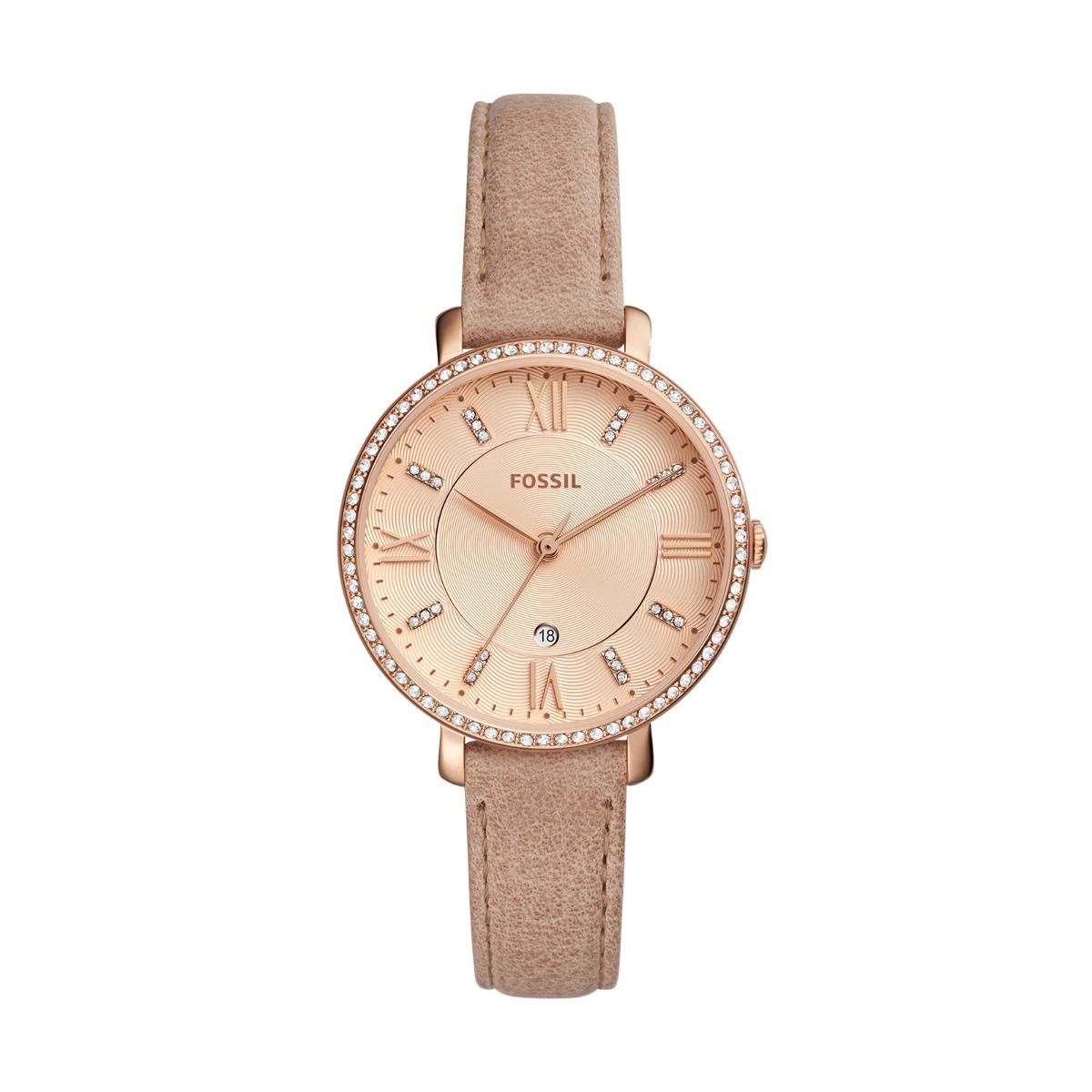 3995ca45e8f2 Reloj Fossil Para Mujer - Jacqueline Es4292 -   561.000 en Mercado Libre