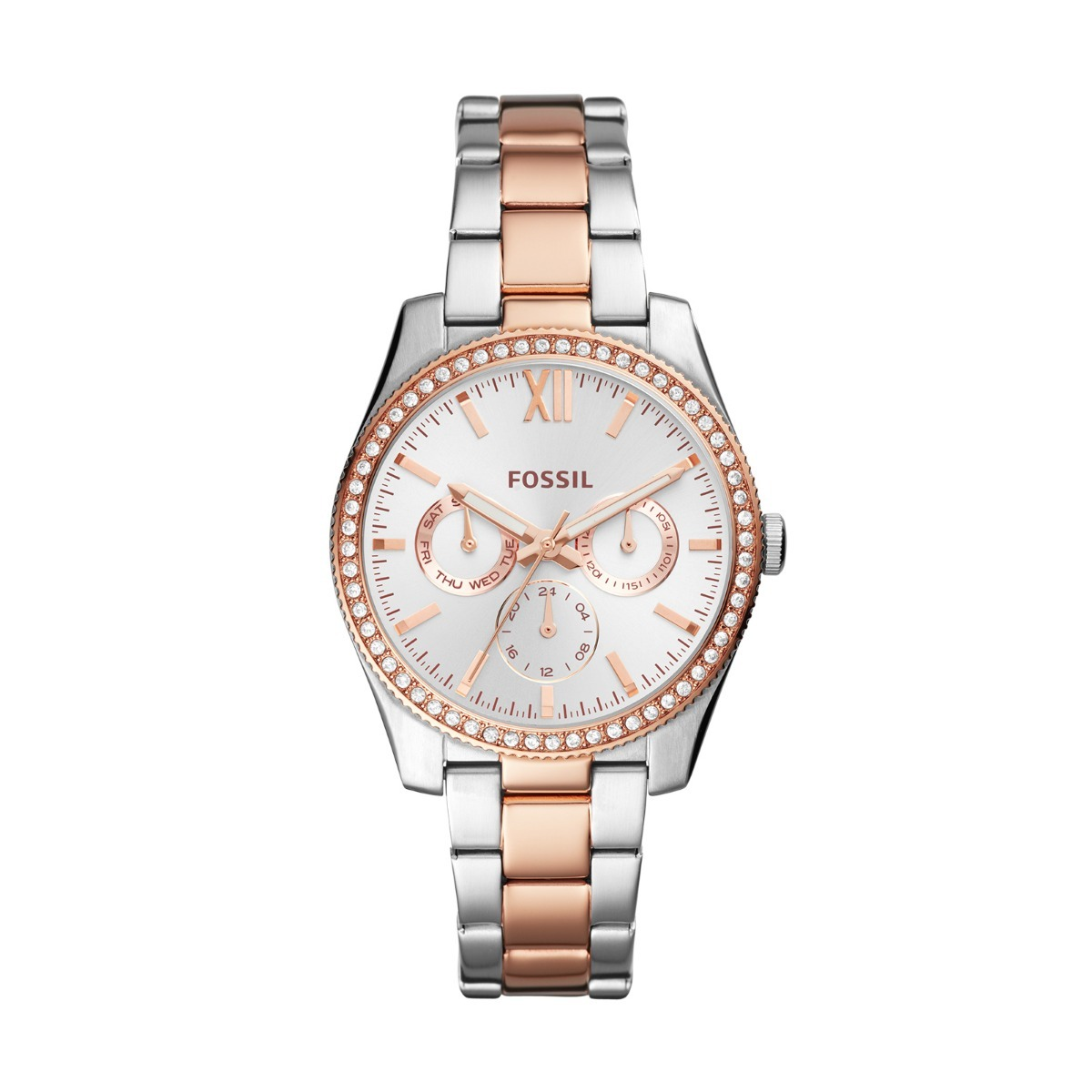 03a67c35c348 Reloj Fossil Para Mujer - Scarlette Es4373 -   603.000 en Mercado Libre