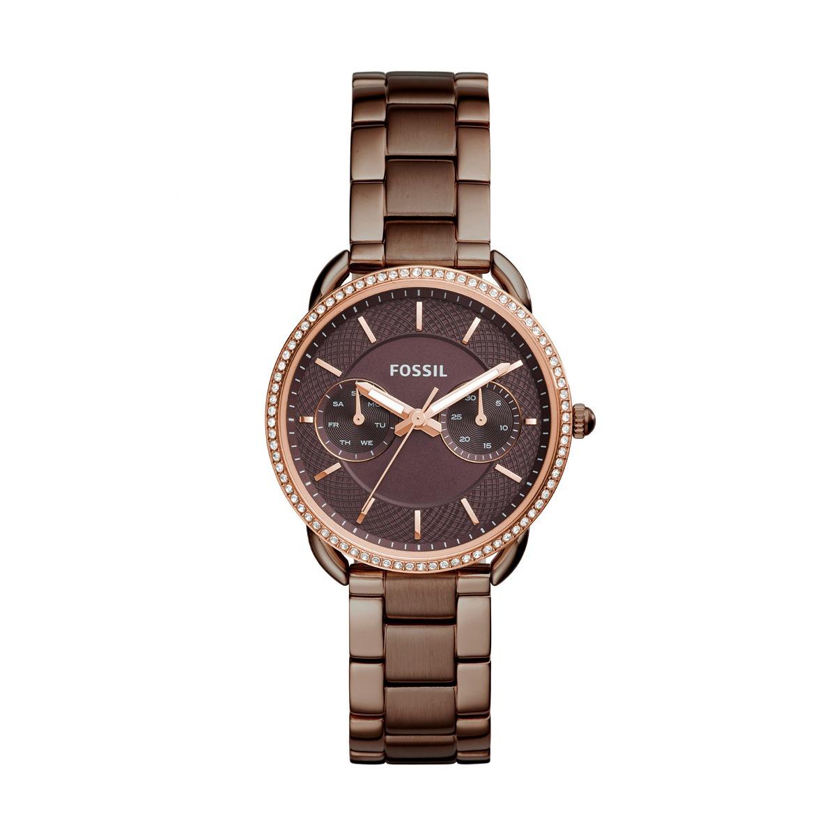 395983e9ef5a Reloj Fossil Para Mujer - Tailor Es4258 -   686.000 en Mercado Libre