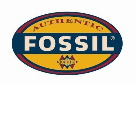 reloj fossil perfect boyfriend es4093 azul multifunción dama