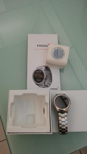 reloj fossil q founder nuevo y original con garantia 2 años