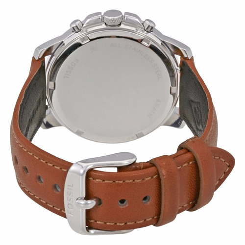reloj fossil quartz saintless steel es4039 mujer original