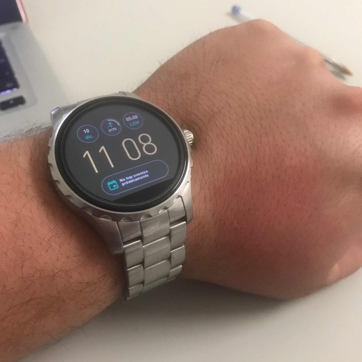 3978ac9375b8 reloj fossil smartwatch q marshall ftw2109 para hombre. Cargando zoom.