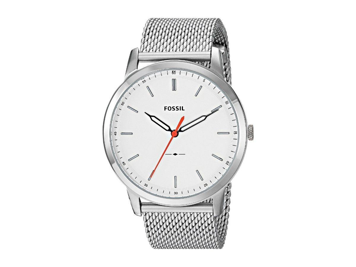 a7a26365e01c reloj fossil the minimalist fs5359 para hombre color plata. Cargando zoom.